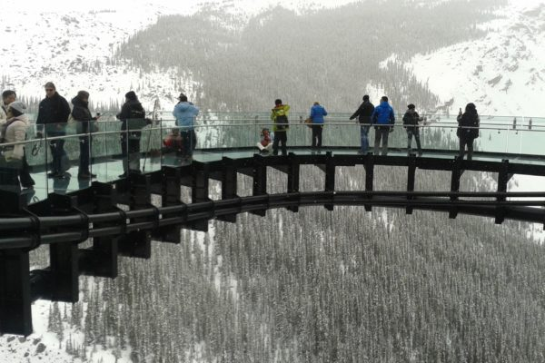 Kanada Skywalk